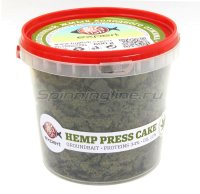 Конопляный жмых Big Fish Expert Hemp Press Cake 600гр