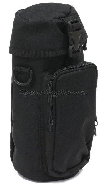 Поясная сумка с держателем удилища Stakan Портатиф правша черный -  8