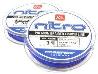 Шнур Nitro 8 Braid 150м 0.8