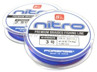 Шнур Forsage Nitro 8 Braid 150м 1.2