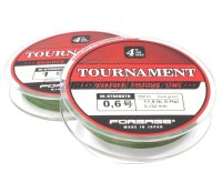 Шнур Tournament 4 Braid 150м 0.6 Dark Green