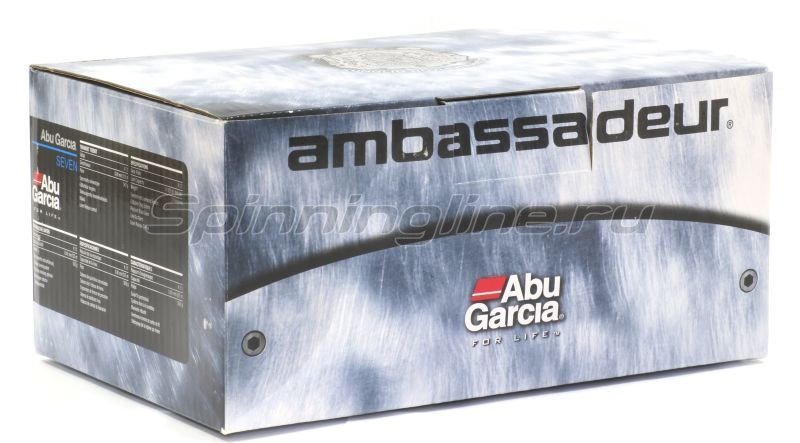 Катушка Abu Garcia Ambassadeur Seven -  5