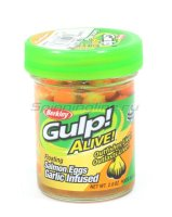 Приманка Gulp Alive Garlic Salmon Eggs ORGCMT
