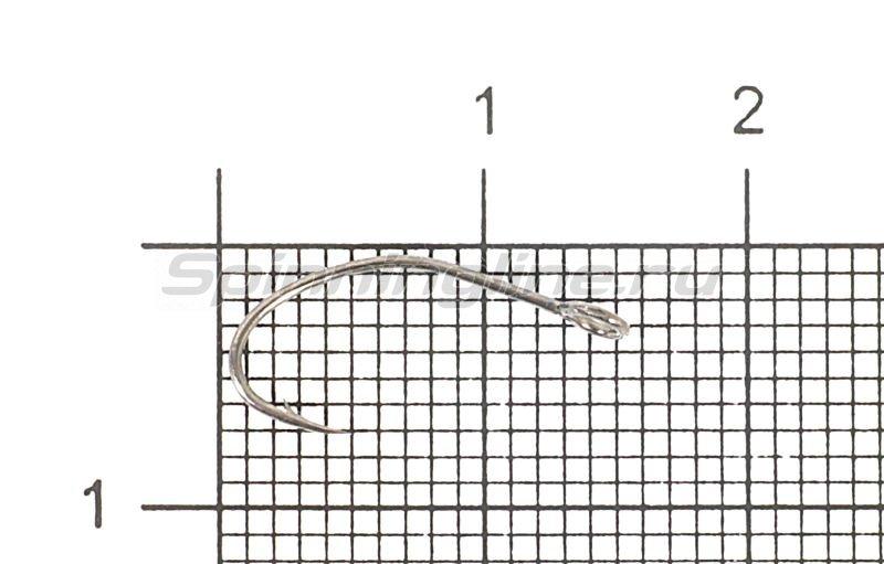 Крючок Gurza Trout BN №3, арт. К-1304-003 – купить по цене 68 рублей в Москве и по всей России в рыболовном интернет-магазине Spinningline