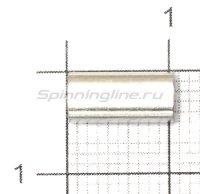 Обжимные трубочки Oval Alluminum Tube C