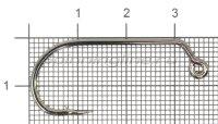 Крючок Kuti Jig-27 BC №3/0