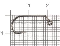 Крючок Kuti Jig-27 BC №2