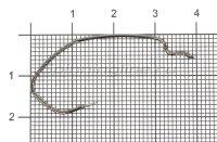 Крючок Siro B-73 BC №2/0