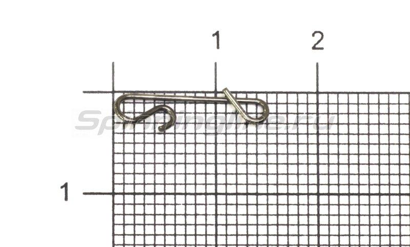 Застежка безузловая Akkoi Snap SB01 M -  1
