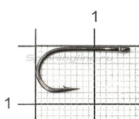 Крючок FK-9501 Classik №6