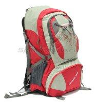 Рюкзак Manweilesi 6015 30+5L серо-красный