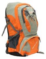 Рюкзак Manweilesi 6015 30+5L серо-оранжевый