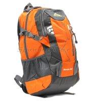 Рюкзак Manweilesi 9012 35L серо-оранжевый