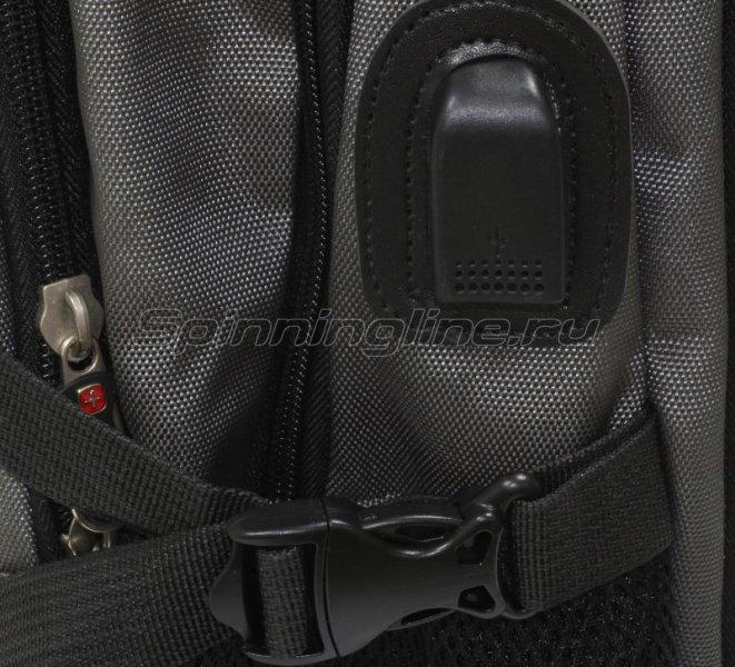 Рюкзак Swgelan D1569 серый -  8