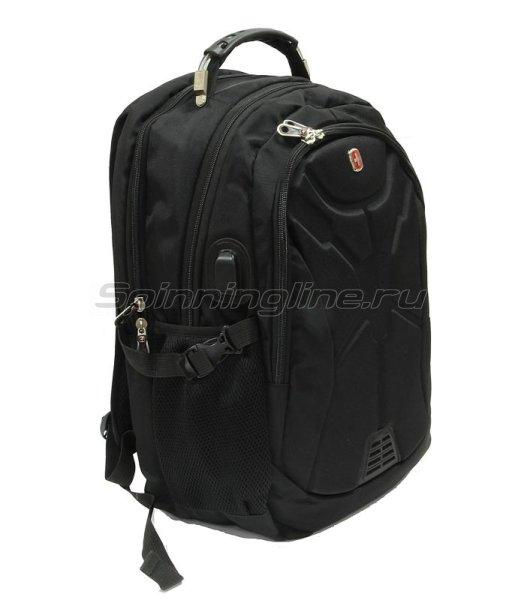 Рюкзак Swgelan D1569 черный -  1