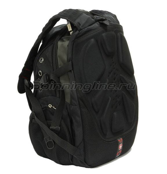 Рюкзак Swgelan LP8810 черно-серый -  2