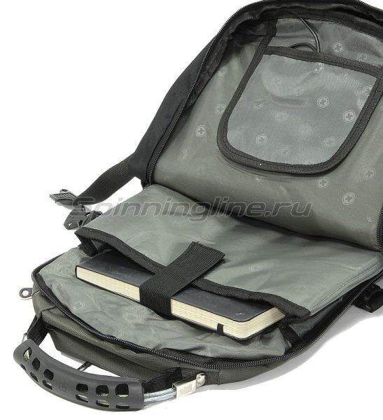 Рюкзак Swgelan LP8810 черно-серый -  11