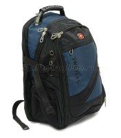Рюкзак Swgelan LP8810 черно-синий
