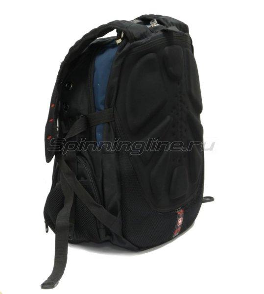 Рюкзак Swgelan LP8810 черно-синий -  2