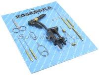 Набор инструментов для вязания мушек со станком на блистере Kosadaka
