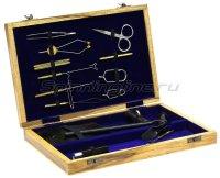 Набор инструментов для вязания мушек со станком Kosadaka
