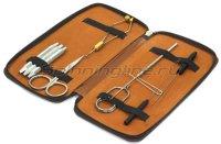Набор инструментов для вязания мушек в чехле Kosadaka