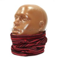 Шарф Buff Reversible Polar Neckwarmer Picus Red/Red