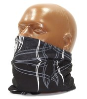 Бандана Buff Windproof Skull Rider Multi
