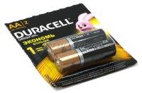 Батарейки Duracell LR06 AA 2шт