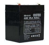 Аккумуляторная батарея General Security GS 4.5-12