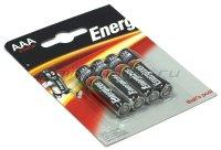 Батарейки Energizer LR03 AAA Power Alkaline 4шт