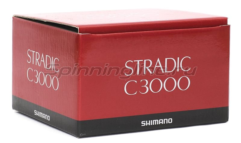 Катушка Shimano Stradic 15 3000 -  6