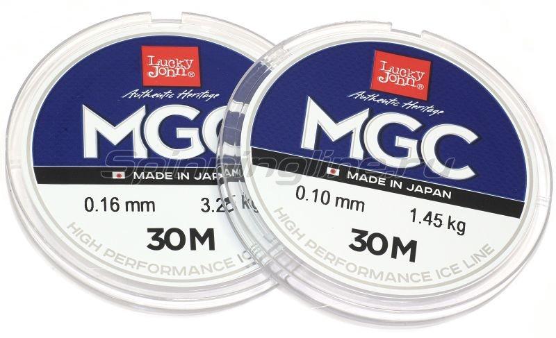 Леска Lucky John MGC 30м 0,20мм -  2