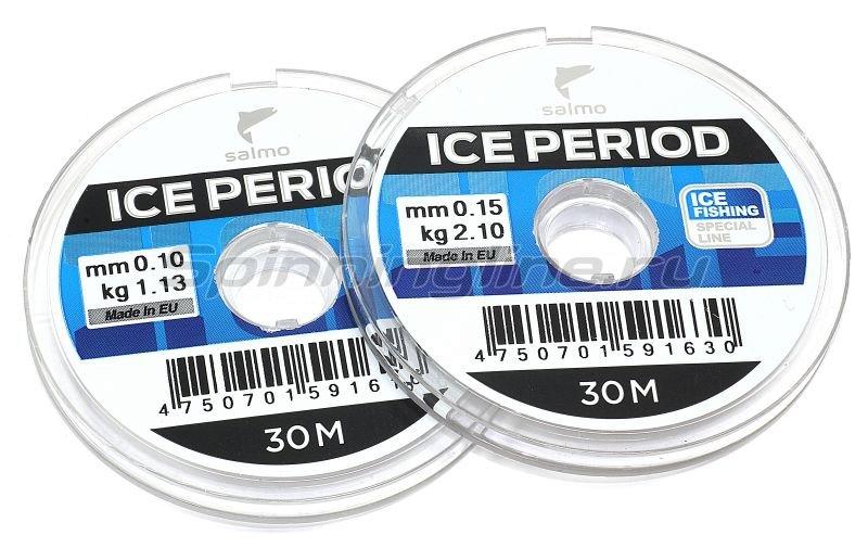 Леска Salmo Ice Period 30м 0,20мм -  1