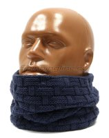 Шарф Buff Neckwarmer Knitted&Polar Airon Dark Denim