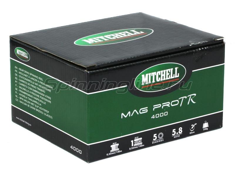 Катушка Mitchell Mag Pro TR 4000 -  8