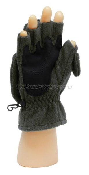 Перчатки-варежки Alaskan Colville L черный -  1