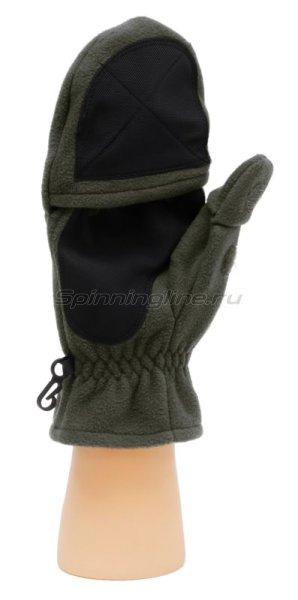 Перчатки-варежки Alaskan Colville L черный -  3