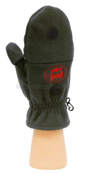 Перчатки-варежки Alaskan Colville L черный -  4