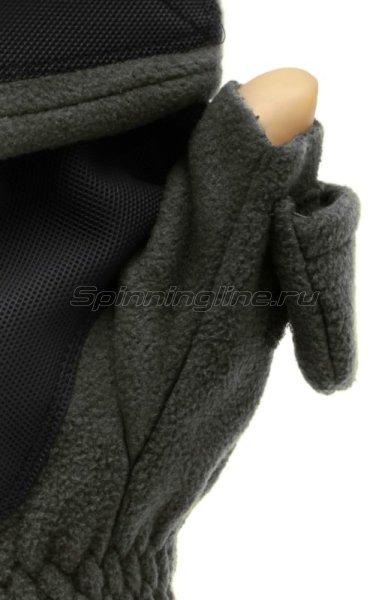 Перчатки-варежки Alaskan Colville L черный -  6
