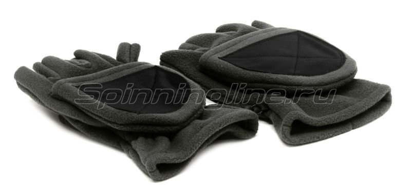 Перчатки-варежки Alaskan Colville L черный -  7