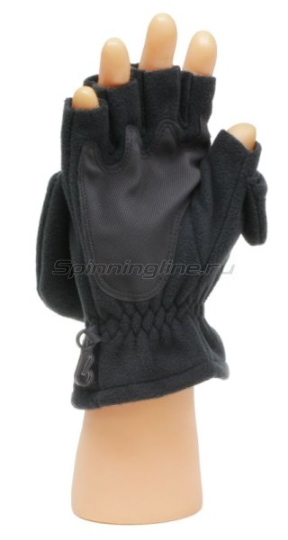 Перчатки-варежки Alaskan Colville Magnet M черный -  1