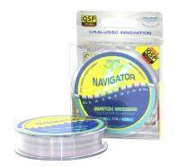 Монофильная леска Cralusso Navigator Match Sinking