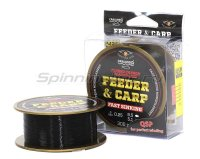 Леска Cralusso Feeder&Carp Fishing Line 300м 0,20мм