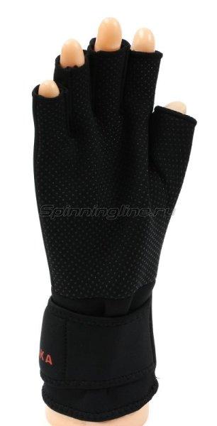Перчатки Kosadaka неопреновые Fishing Gloves-17 L -  2