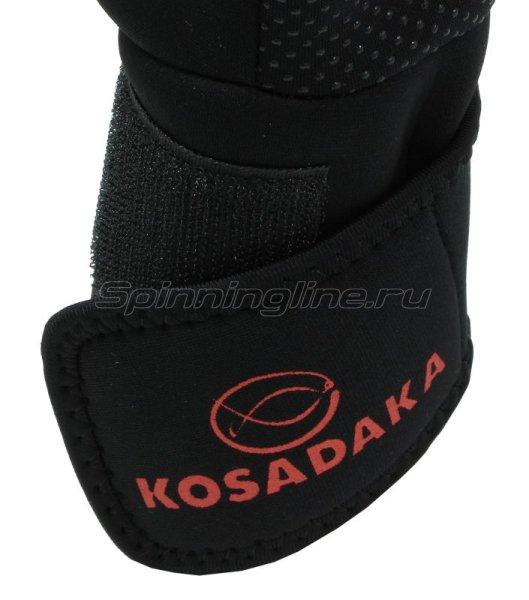 Перчатки Kosadaka неопреновые Fishing Gloves-17 L -  3
