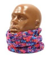 Шарф Buff Knitted&Polar Neckwarmer Livy Orange