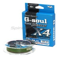 Шнур Super Jig Man X4 200м 2.0 30lb