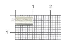 Обжимные трубочки Trabucco Crimps Oval Aluminium 1,6x3,2x10мм