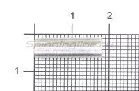 Обжимные трубочки Trabucco Crimps Oval Aluminium 1,8x3,6x18мм